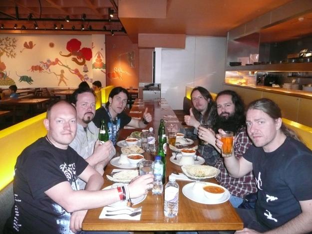 Evergrey - Full band
