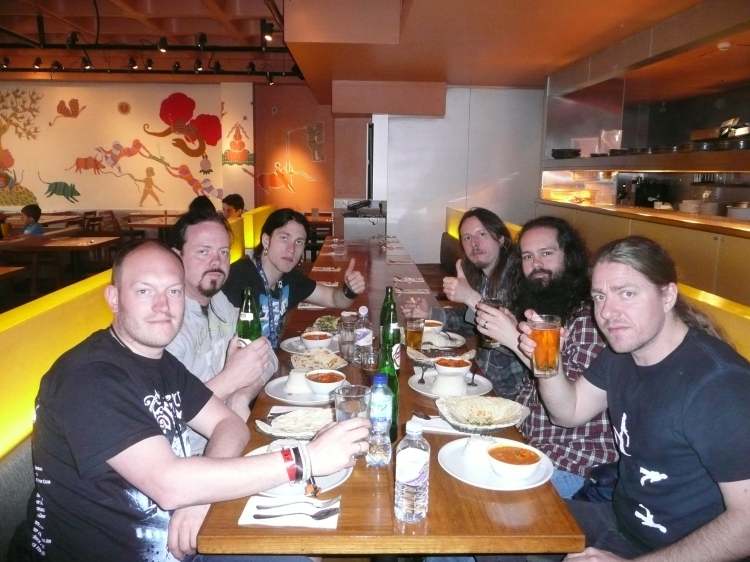 Evergrey - Full band