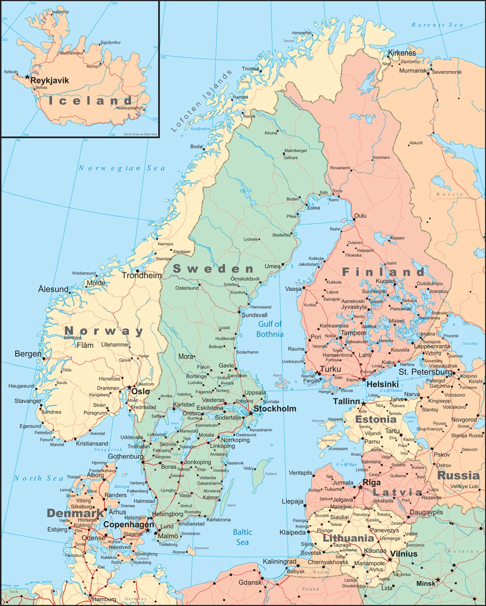 an introduction to the country of sweden Every day numerous medical devices are used in health care facilities and elsewhere all over sweden introduction to rules and regulations in one country in.