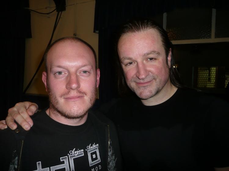 Damian & I, Fused Festival 2011