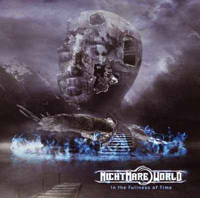 Cover Nightmare World_In the Fullness OfTime