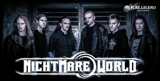 Nightmare World w Logo