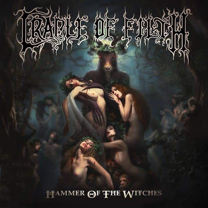 Cradle of Filth Cover Album Cradle of Filth Cover