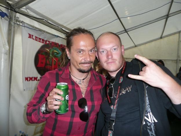 Amorphis - Tomi Joutsen