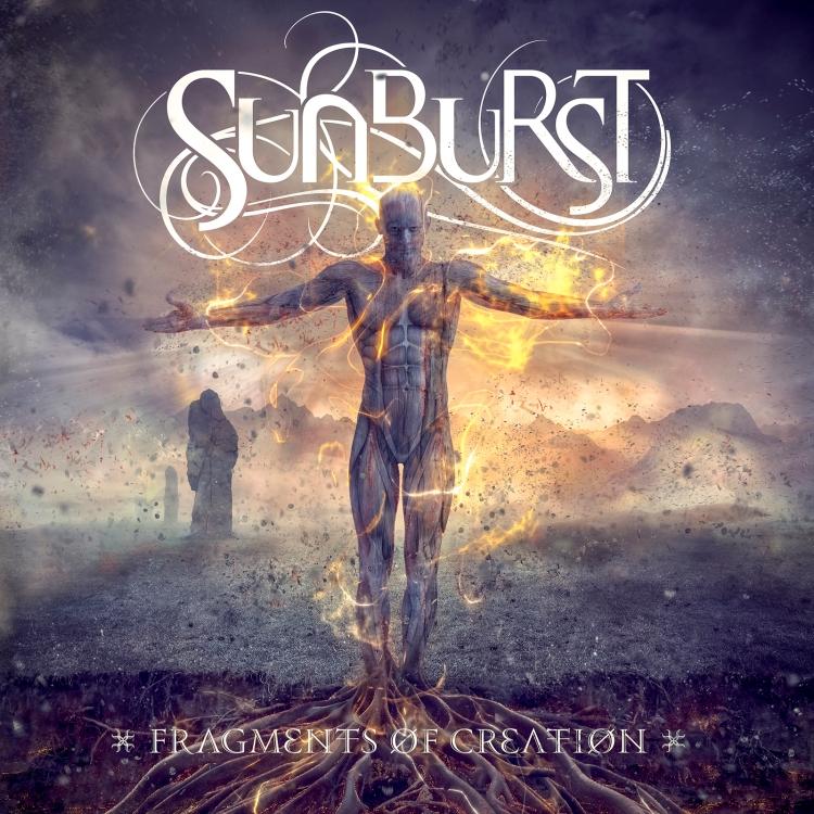 Sunburst artwork