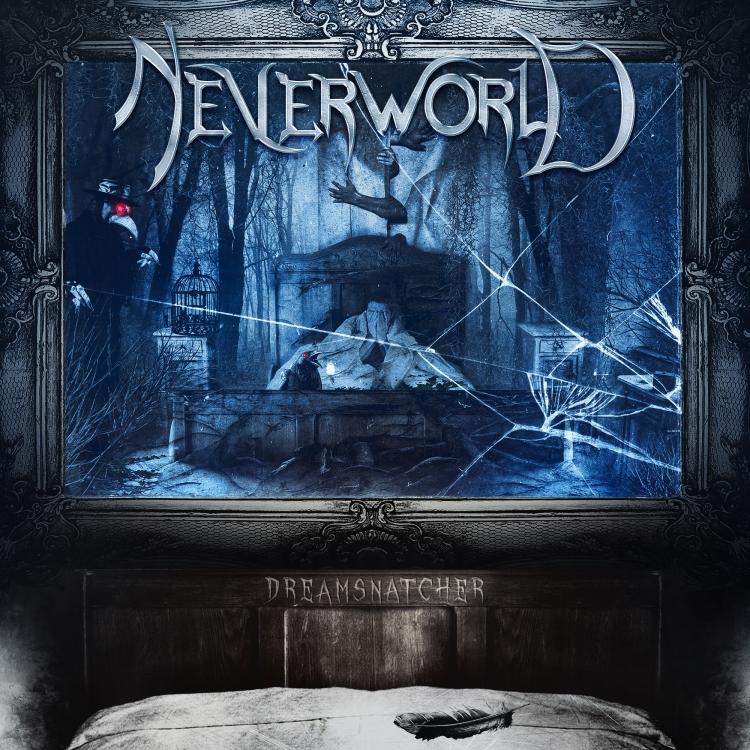 CD Cover ArtWork - Dreamsnatcher (2015)