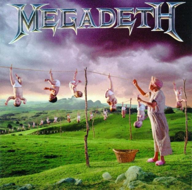 Megadeth-Youthanasia