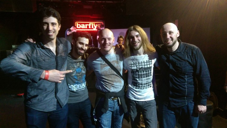 Live gig review: Earthside, Toska, Brutai, Voices from the ...