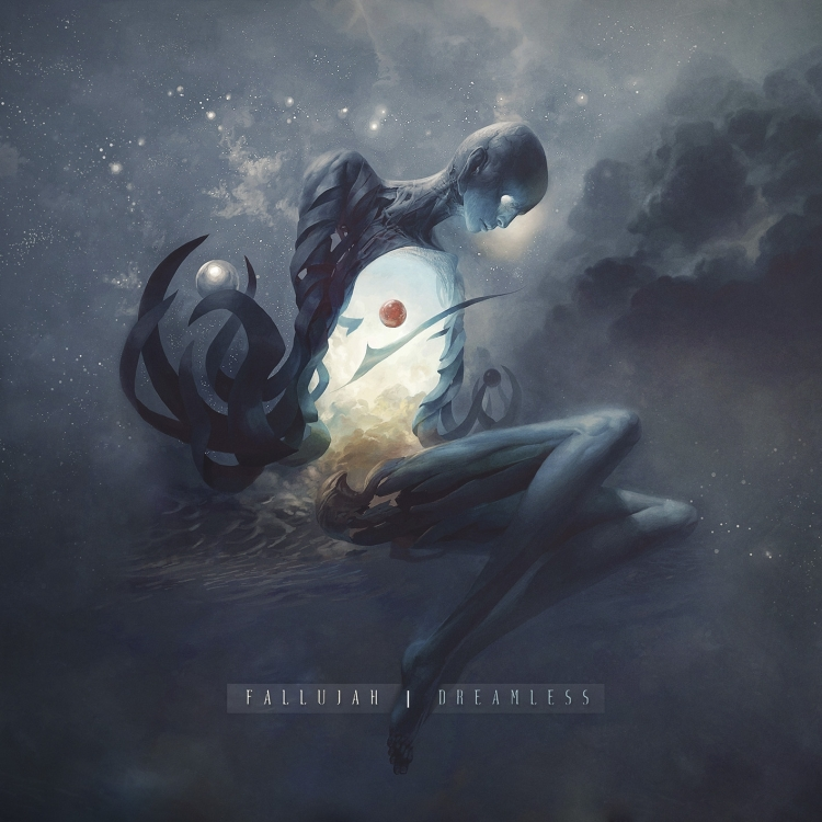 Fallujah - Dreamless - Artwork