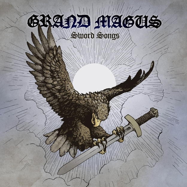 Grand Magus - Sword Songs - Artwork
