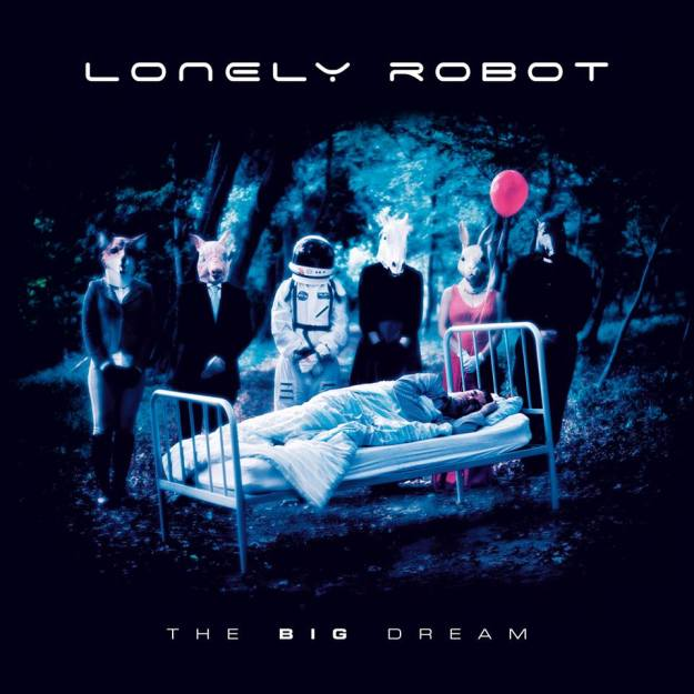 Lonely Robot – The Big Dream – Album Review