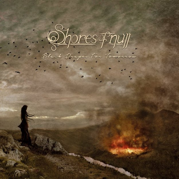 Shores Of Null – Black Drapes For Tomorrow – Album Review