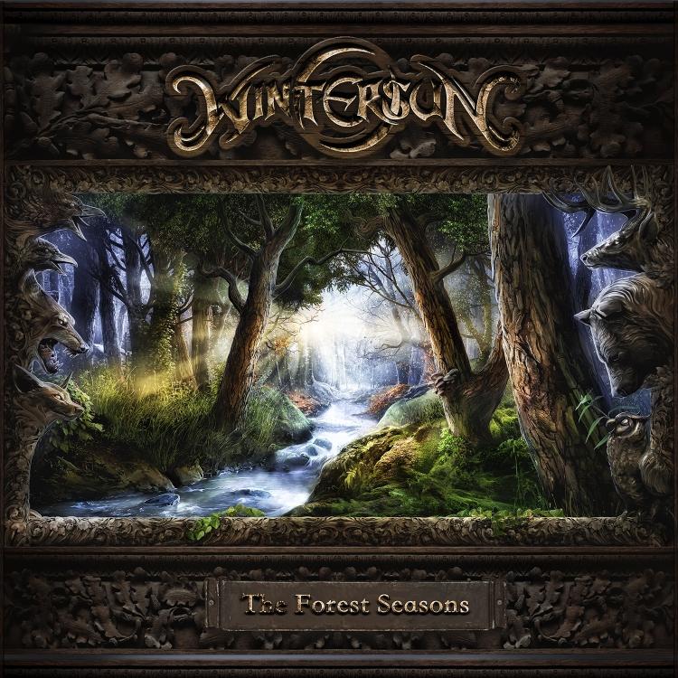 Wintersun - The Forest Seasons - Artwork