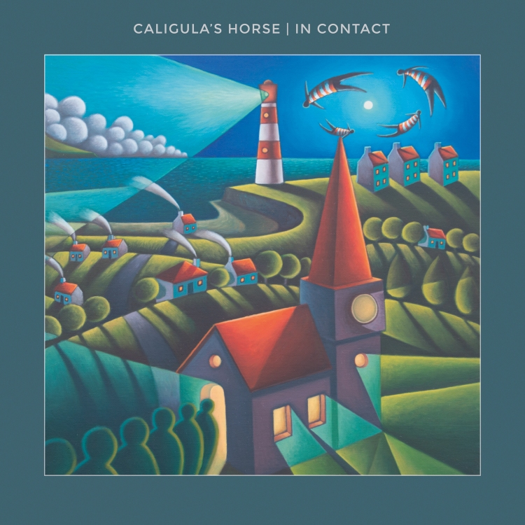 Caligulas horse in contact album review malvernweather Choice Image