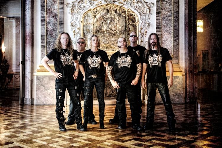 Crematory band 2018
