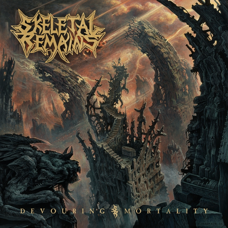 Skeletal Remains cover