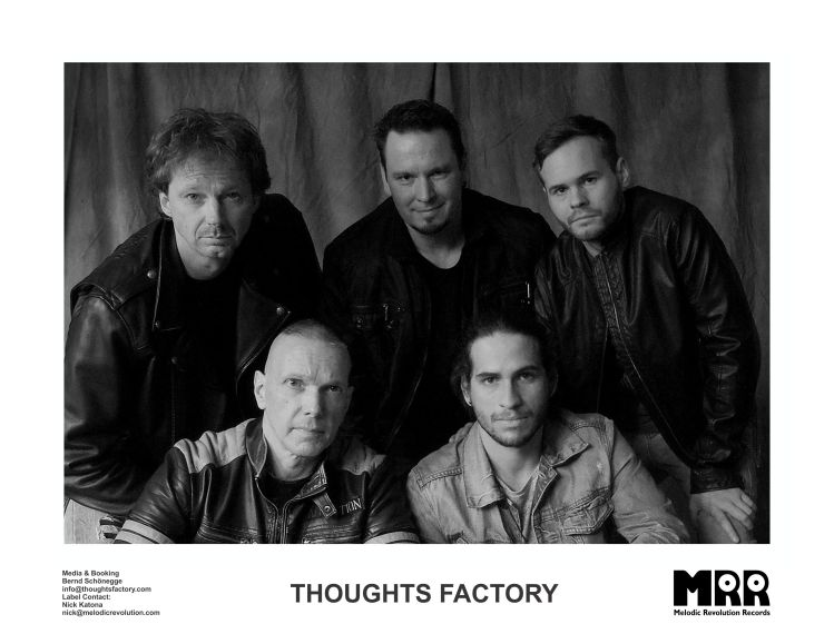 Thoughts Factory 2019 Band Promo