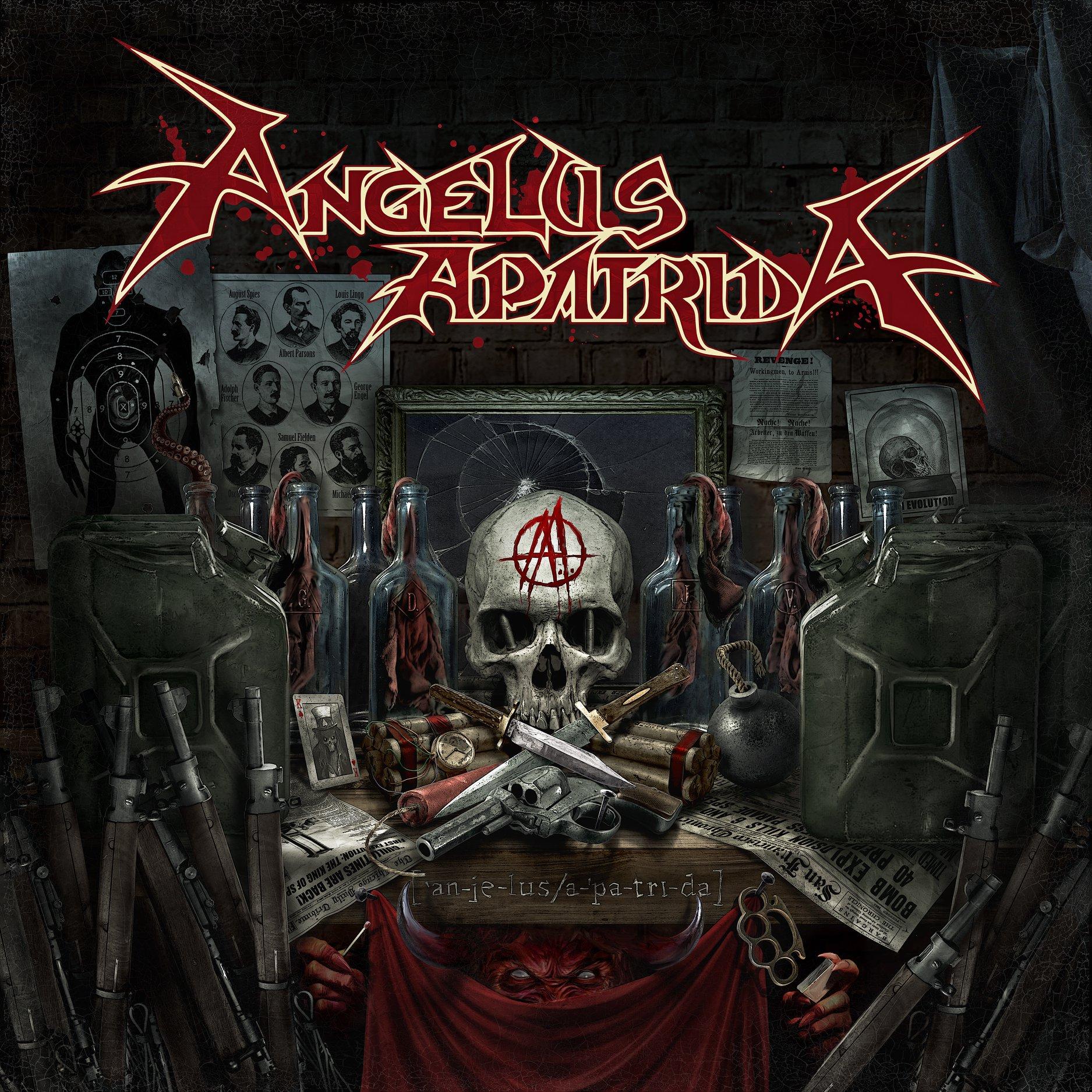 Αποτέλεσμα εικόνας για Angelus Apatrida - Angelus Apatrida