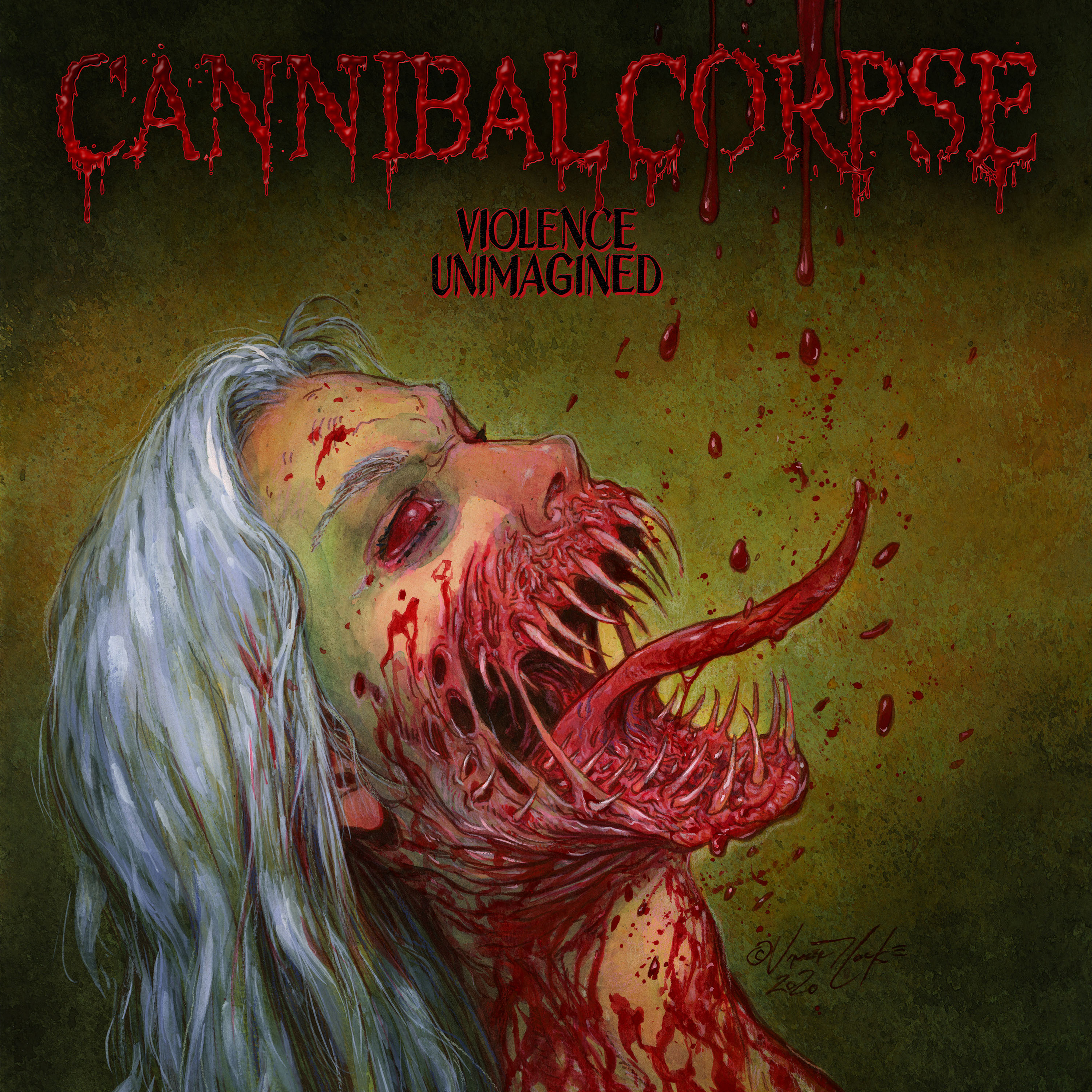 Cannibal Corpse – Violence Unimagined – Album Review
